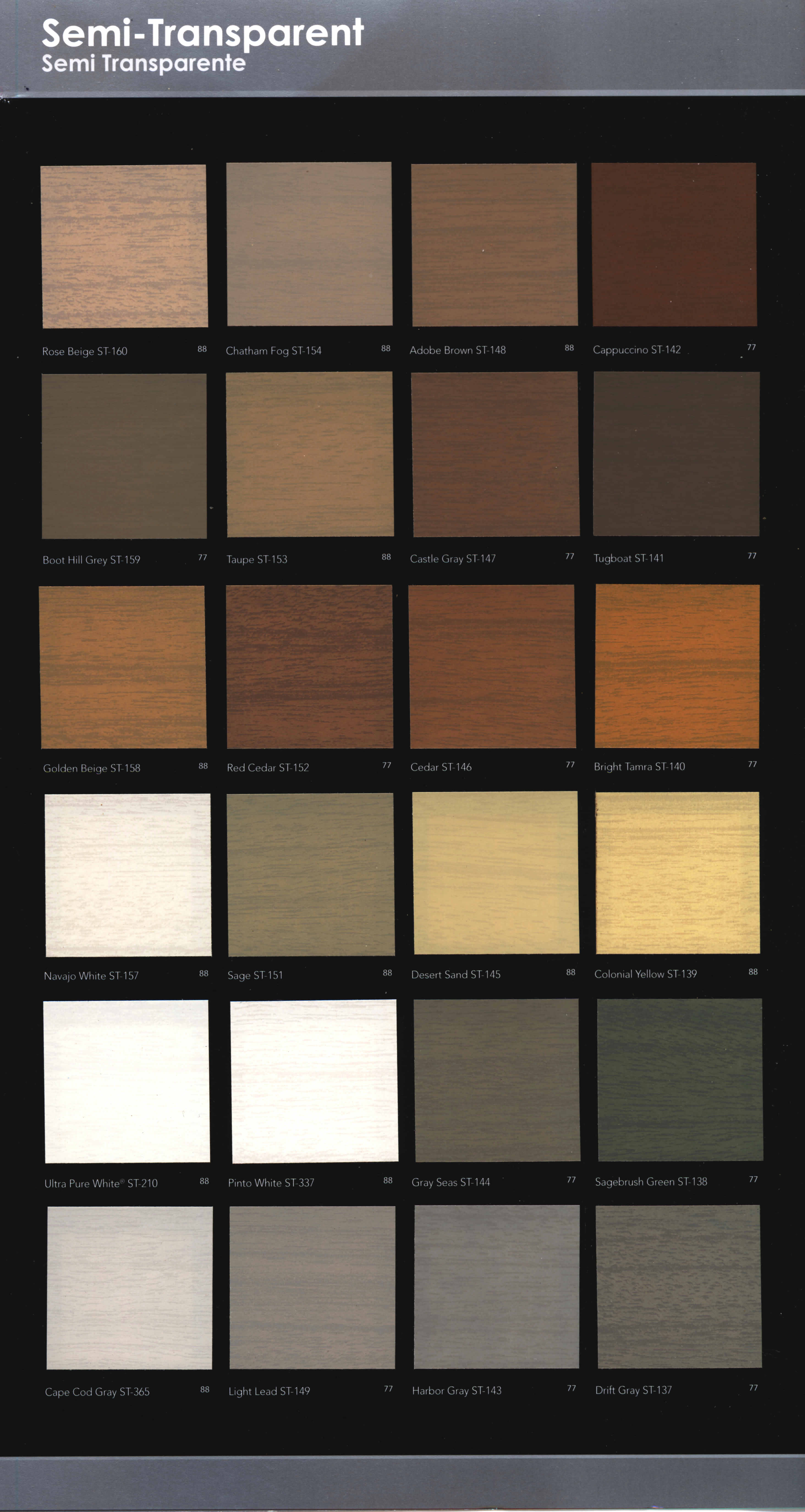 Cabot stain colors chart images cabot stain colors chart sikkens wood stain color chart nvjuhfo Gallery